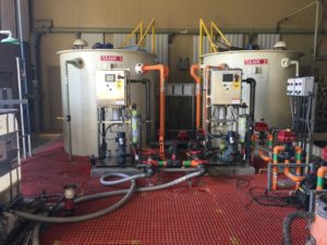 installation services chemical feed systems